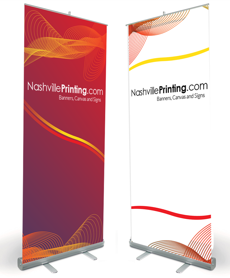 Retractable Banner Stands Printing Signs Amp More